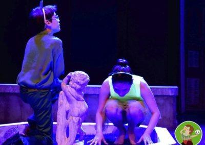 El teatro una fuente de aprendizaje