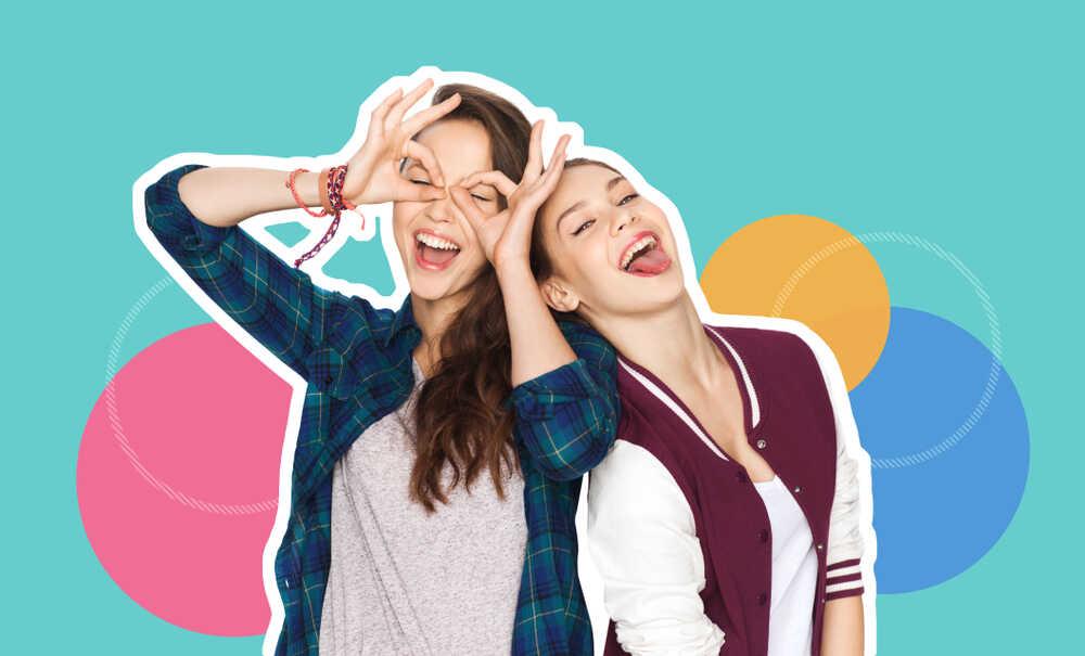 Adolescentes en teatro